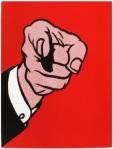 C Roy Lichtenstein (1923-1997).